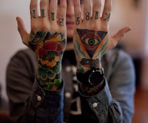 blink 182, boy, and tattoo image