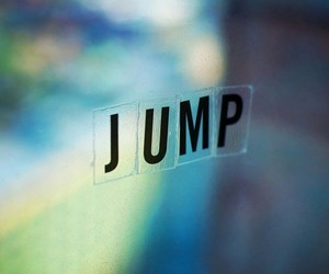 jump and quotes image