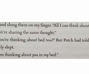 angel, hush hush, and patch cipriano image