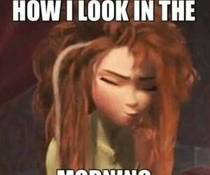 morning, frozen, and anna image