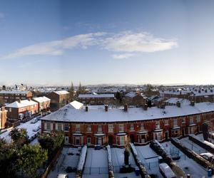 manchester, panorama, and pennines image