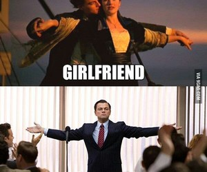 girlfriend, titanic, and funny image