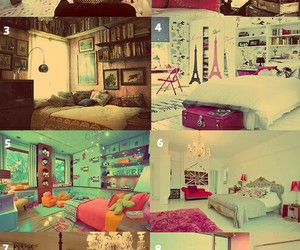 room, bedroom, and rooms image