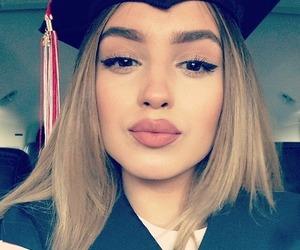 beauty and graduate image