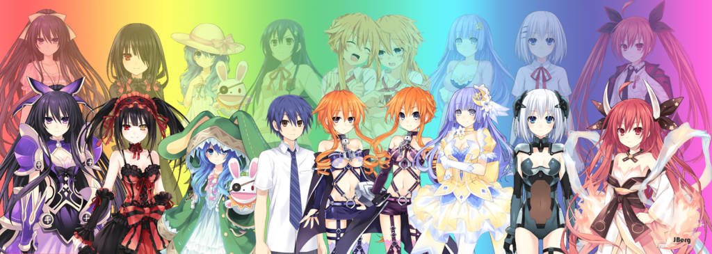 31 images about Date a live on We Heart It | See more about