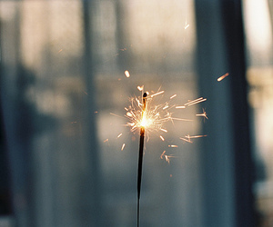 light, photography, and fireworks image