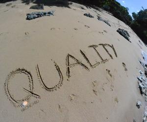 beach, ocean, and fun image