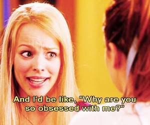 mean girls, obsessed, and movie image