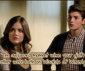 wizards of waverly place, Mason, and aria image