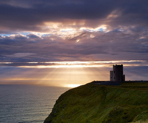 cliffs of moher, county clare, and ireland image