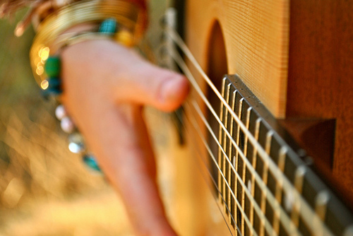 acoustic guitar, covers, and music image
