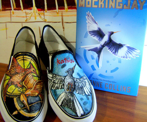 hunger games and shoes image