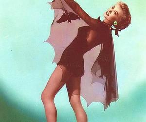 bat and costume image