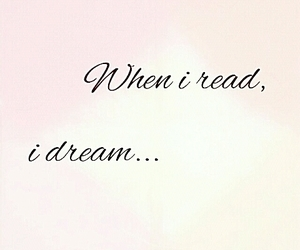 Dream and read image