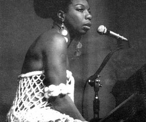 blues, jazz, and nina simone image