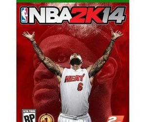 xbox one, nba 2k14, and xbox one game image