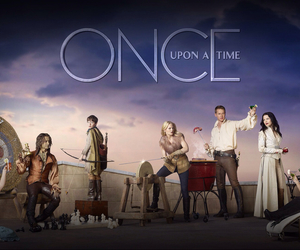 once upon a time, snow white, and series image