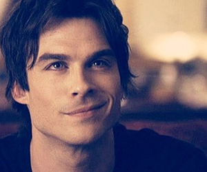 ian somerhalder, damon salvatore, and the vampire diaries image