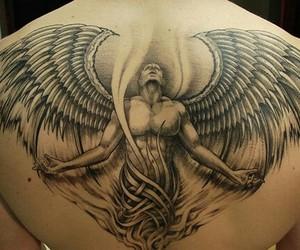 tattoo sacred wings image