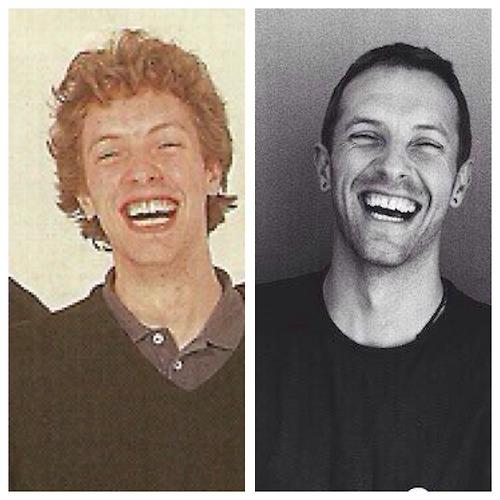 Chris When He Was 27 And Chris When His 37 On We Heart It