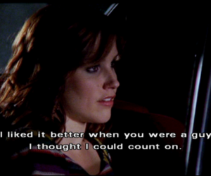 brooke davis, one tree hill, and quote image