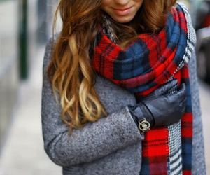 classy, scarf, and trends image