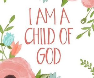 god, child, and jesus image