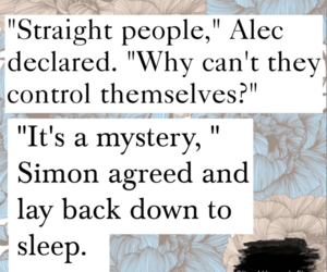 the mortal instruments, shadowhunters, and alec lightwood image