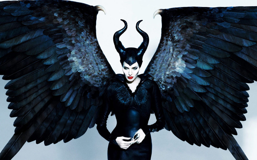 Maleficent Wings Shared By Inspo Queens On We Heart It
