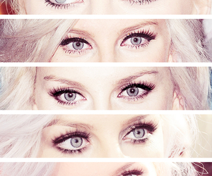 perrie edwards, eyes, and little mix image