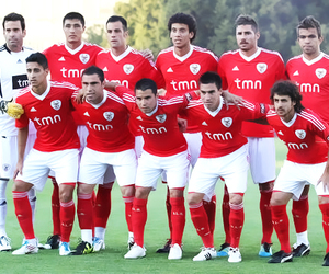match, perfect team, and benfica image