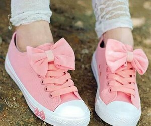 pink, shoes, and super image