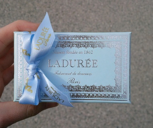 laduree, luxury, and blue image