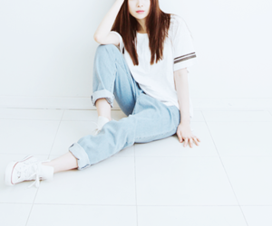 fashion, korean, and kfashion image