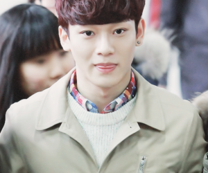Chen, exo, and korea image
