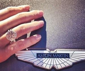 ring, aston martin, and car image