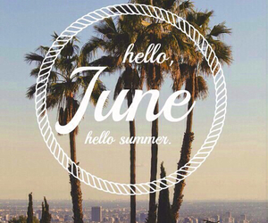 hello, summertime, and 2014 image