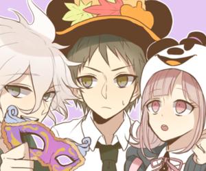 anime, girl, and chiaki image