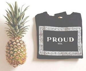 proud, soul, and ananas image