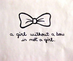 bow, girls, and cute image