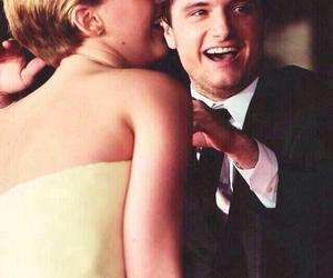 josh hutcherson, Jennifer Lawrence, and joshifer image