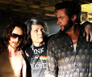 x-men, wolverine, and quicksilver image
