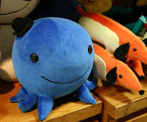 oswald, cute, and octopus image