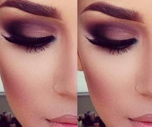 highlights, lips, and make-up image
