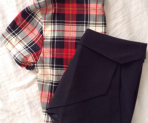 fashion, indie, and skirt image