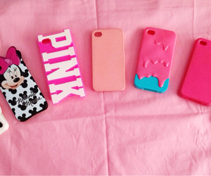 case, iphone, and minnie image