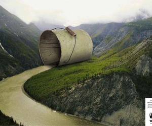 environment, WWF, and wood image