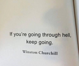 quote and hell image