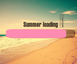 summer, beach, and Hot image