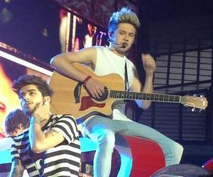 niall horan, one direction, and zayn malik image